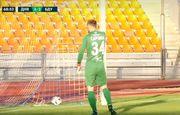 Вратарь из Беларуси пропустил дикий автогол и решил исход матча