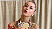 Украинская художница Мелещук завоевала золото Универсиады