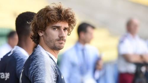 Атлетико требует от Барселоны 200 миллионов за трансфер Гризманна