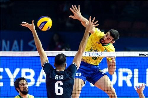 Сборная Бразилии стала четвертым полуфиналистом Лиги Наций