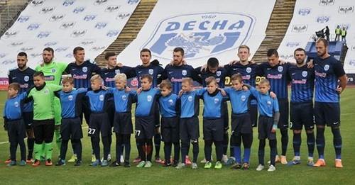 Десна со счетом 16:0 разгромила молдавский клуб Унгены
