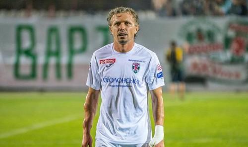 Оболонь-Бровар продлил контракт с 40-летним капитаном Корневым