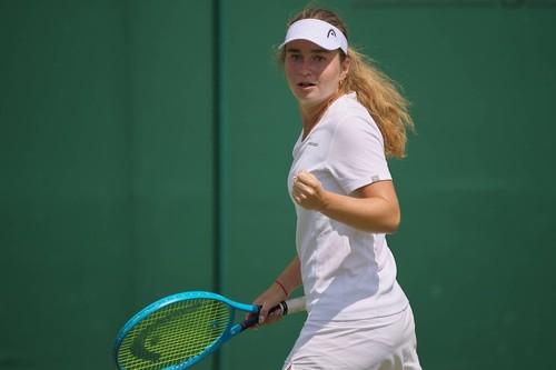 Дарья Снигур выиграла юниорский Уимблдон