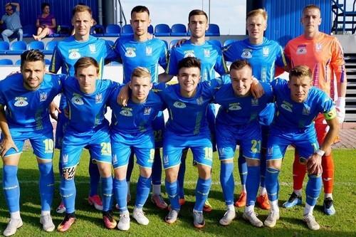 Студенческая сборная Украины проиграла матч за пятое место Универсиады