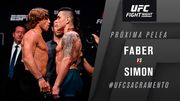 UFC. Юрайя Фэйбер - Рикки Симон. Полное видео боя