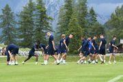 Динамо завершило австрийский сбор