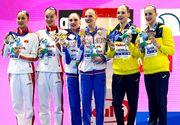 Анастасія Савчук і Марта Федина - бронзові призери чемпіонату світу