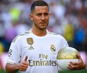 Азар будет играть в Реале под №23