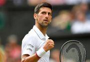 ДЖОКОВИЧ: «Федерер вдохновляет меня своими достижениями в 37 лет»