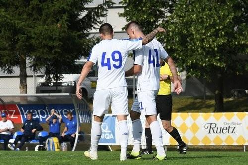 Динамо проведет два товарищеских матча