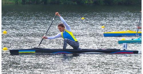 Украина выиграла два золота в каноэ на молодежном чемпионате Европы