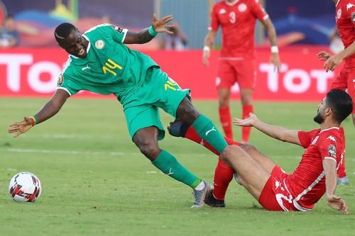 Кубок Африки. Сенегал минимально обыграл Тунис и пробился в финал