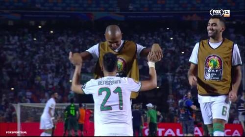 Кубок африканских наций. Алжир вырвал победу у Нигерии в полуфинале