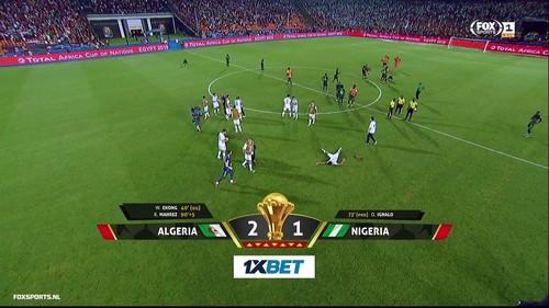 Алжир – Нигерия – 2:1. Видео голов и обзор матча