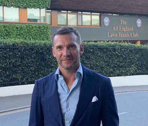 Андрей ШЕВЧЕНКО: «Поздравляю Джоковича с потрясающей победой»