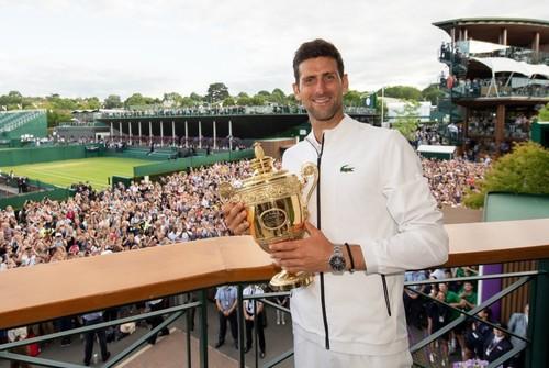 Рейтинг ATP. Джокович cместил Надаля и возглавил чемпионскую гонку