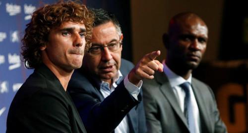 Барселона: у Атлетико нет никаких доказательств по трансферу Гризманна