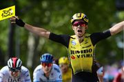 Тур де Франс. Вар Арт выиграл десятый этап