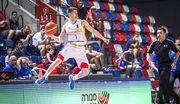 Євробаскет U-20. Україна зазнала поразки від Ізраїлю
