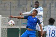 Юношеский Евро-2019 U-19. Франция разгромила Чехию в 1-м туре