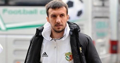 Шарпар забил в дебютном матче за Ригу