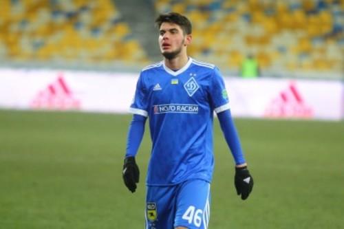 Защитник киевского Динамо может уйти в аренду в Александрию