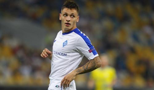 Форвард киевского Динамо может продолжить карьеру в Карпатах