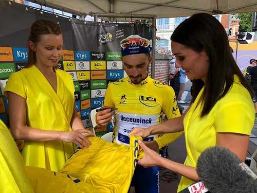 Успехи Алафилиппа и Jumbo Visma. Итоги первой недели Тур де Франс-2019