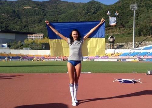 Украинские легкоатлетки завоевали серебро турнира в Италии