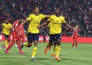 Арсенал обыграл Баварию в Международном кубке чемпионов