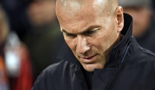 Зидан вернулся в лагерь Реала в канадском Монреале