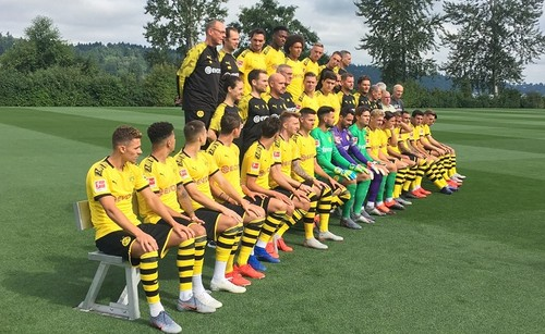 Боруссия Дортмунд подпишет спонсорский контракт на 300 млн