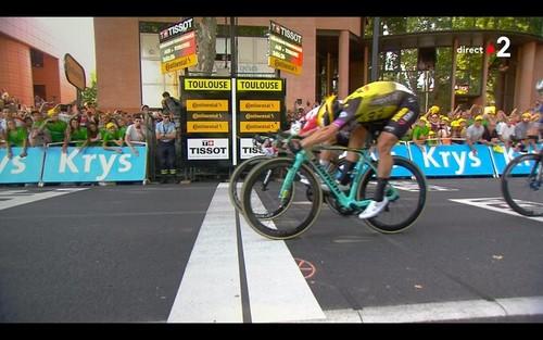 Тур де Франс. Юэн выиграл 11-й этап