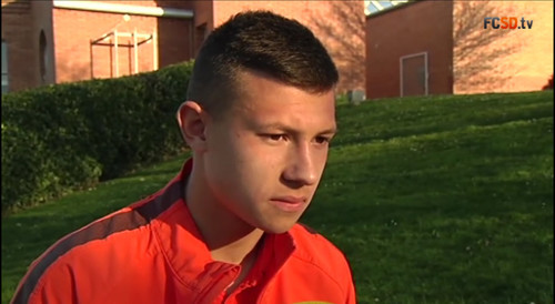 Борячук не хочет выступать за Мариуполь и ждет решение Шахтера