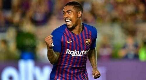 Барселона хочет выручить за Малкома 60 млн евро