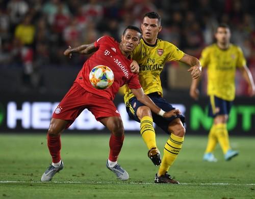 Арсенал – Бавария – 2:1. Видео голов и обзор матча