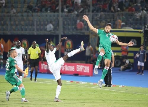 Сенегал – Алжир. Текстовая трансляция матча