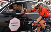Австралийского велогонщика более часа не могли найти на этапе