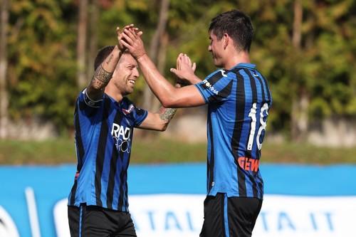 Аталанта разбила Брусапорто, Малиновский забил дебютный гол
