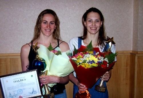 Другу медаль в дуеті завоювали на чемпіонаті світу Савчук і Федіна