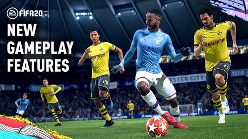 ВІДЕО. Вийшов трейлер FIFA 20