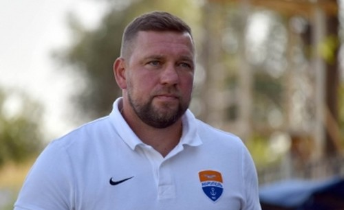 Александр БАБИЧ: «Есть ошибки, и Мариуполю еще нужно усиление состава»
