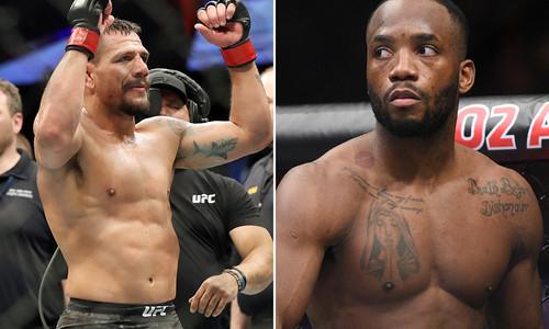 Где смотреть онлайн UFC on ESPN 4: Рафаэль Дос Аньос – Леон Эдвардс