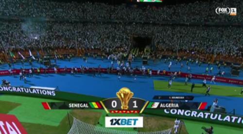 Сенегал – Алжир – 0:1. Видео гола и обзор матча