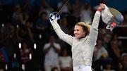 Украинка Харлан стала чемпионкой мира по фехтованию