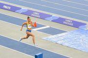 Бех-Романчук завоевала бронзу на этапе Бриллиантовой лиги в Лондоне
