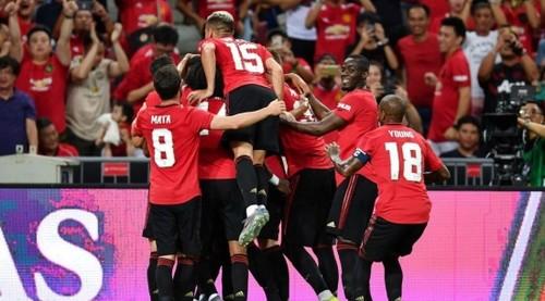 Манчестер Юнайтед - Интер - 1:0. Обзор матча
