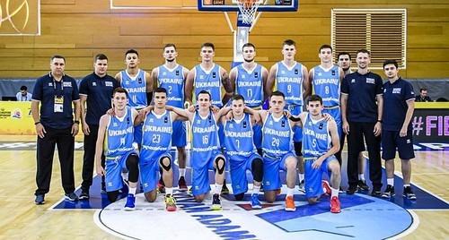 Украина обыграла Черногорию и вошла в топ-10 Евробаскета U-20