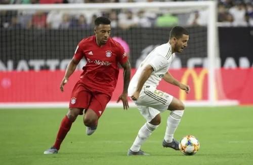 Реал уступил Баварии в Международном кубке чемпионов