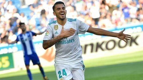 Арсенал арендует Себальоса у Реала
